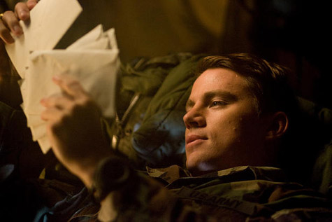Channing Tatum is a no-limit soldier…of love - @dinoray