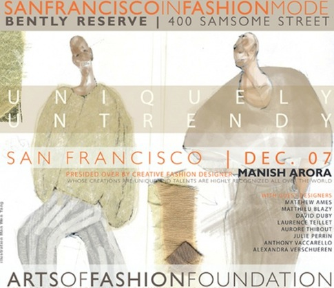 Fashion Internships  Francisco on Last Minute Fashion Event  San Francisco In Fashion Mode   The Finer