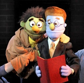 Geist Infection: &#039;Avenue Q&#039; Characters and Other Naughty Puppets