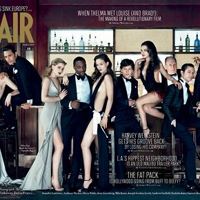The Vanity Fair Hollywood Issue Has Hot Celebs on the Cover!