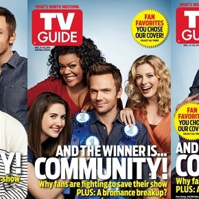 Community fans have spoken: they are worthy to stay on TV