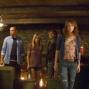 'The Cabin in the Woods' Conversations Part 2: Jesse Williams, Kristen Connolly, and Anna Hutchison
