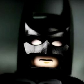 'The Dark Knight Rises' in Lego Form