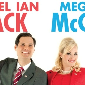 Michael Ian Black and Meghan McCain Serve Up Some American Pie at the Castro Theater