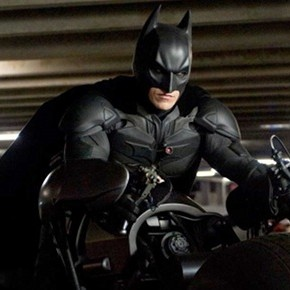 My Rambling, Unstructured Thoughts About 'The Dark Knight Rises'
