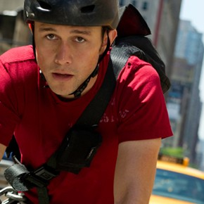 &#039;Premium Rush&#039;: A Movie About Sweaty Bikers, a Movie Ticket Stub, and an Off-brand Version of Google Maps