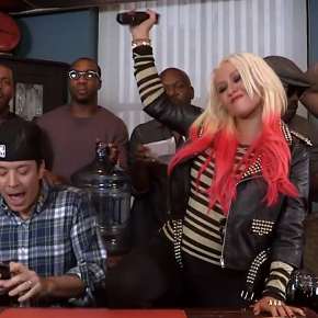 Workout Song of the Week: 'Your Body' by Christina Aguilera ft. Jimmy Fallon and The Roots