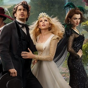 'Oz The Great and Powerful': A Movie Review...or Something Like It