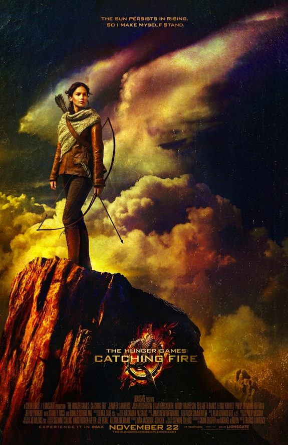 Catching-Fire-Katniss-Poster