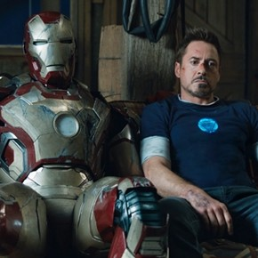 The Finer Podcast: An 'Iron Man 3' Movie Review With Some Celine Dion on the Side