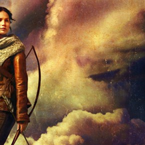 Finer Feed: New 'Catching Fire' Poster, a New 'Divergent' Image, and a Creepy 'Elysium' Viral Campaign