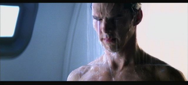 When Benedict Cumberbatch Takes an Evil Shower, You Have to Watch