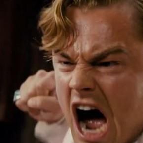 Let's All Watch This Supercut of Leonardo DiCaprio Screaming