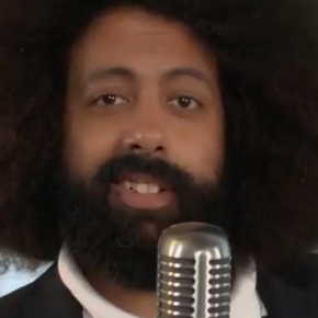 Reggie Watts Delivers the Best Rick Roll of All Time