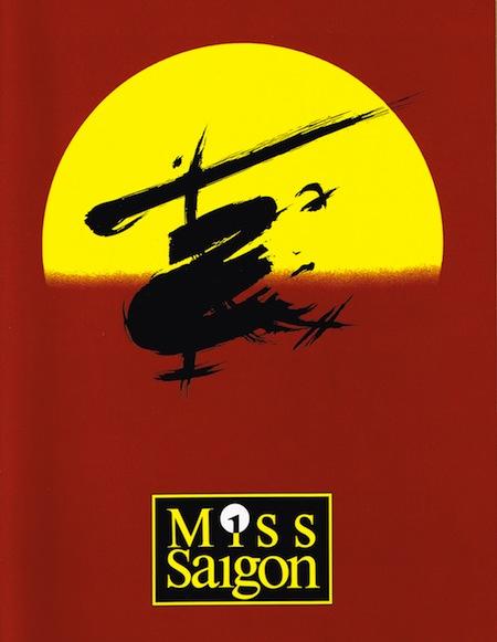 Miss-Saigon-Programme