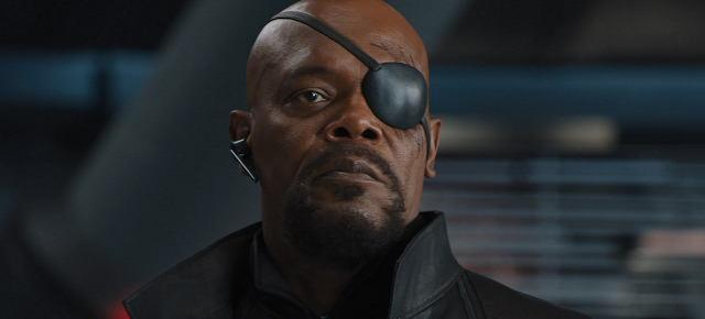 Samuel l jackson agents of shield