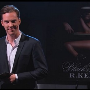 Benedict Cumberbatch Reciting R. Kelly's 'Genius' Will Make Your Panties Drop
