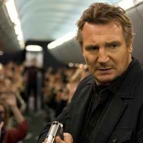 'Non-Stop': A Showcase of Liam Neeson Gruffness and Lupita Nyong'o, Obviously