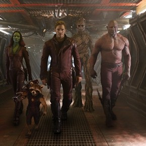 Here's That Very, Very, Very Short Teaser of 'Guardians of the Galaxy' You've Been Waiting For