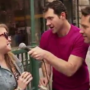 Watching Billy Eichner Ask People If They Would Have Sex with Paul Rudd is Wildly Entertaining