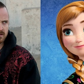 Someone Made the Perfect 16 Second Mashup of 'Frozen' and 'Breaking Bad'
