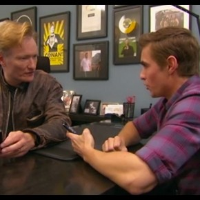 This is What Happens When Conan O'Brien and Dave Franco Use Tinder