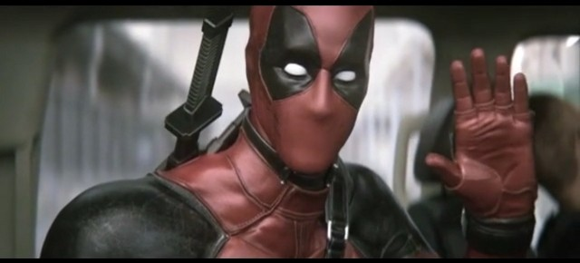 Everyone is Posting the 'Deadpool' Test Footage, So I Will Too