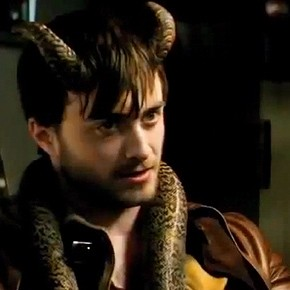 Daniel Radcliffe Looks Naturally Horny in New 'Horns' Trailer