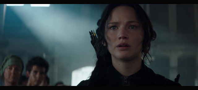 Everyone Looks Grimy and Rebellion-ready in the New Teaser Trailer For 'The Hunger Games - Mockingjay Part 1'