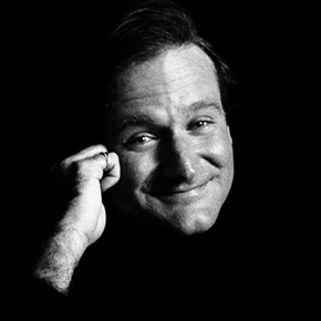 Robin Williams: The First Celebrity Death That Made Me Cry