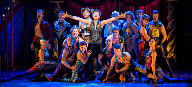 My First Experience With 'Pippin'