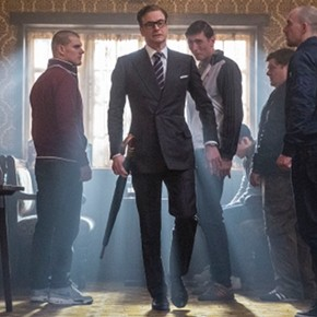 'Kingsman: The Secret Service' is Your New Favorite Movie to Get Excited About