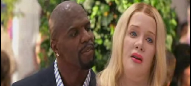 Movie Moment of the Week: Terry Crews on 'White Chicks'