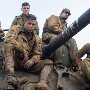 'Fury' is the Most Handsome World War II Movie Where No One Has the Titular Line