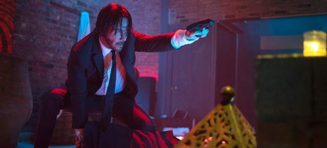 'John Wick' is the Second Coming of Keanu Reeves