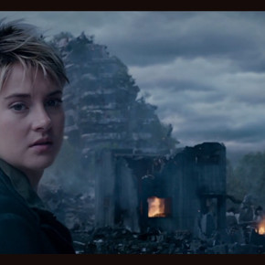 New 'Insurgent' Trailer Has a Short-haired Shailene, a Burning Floating House, and One of the Judds