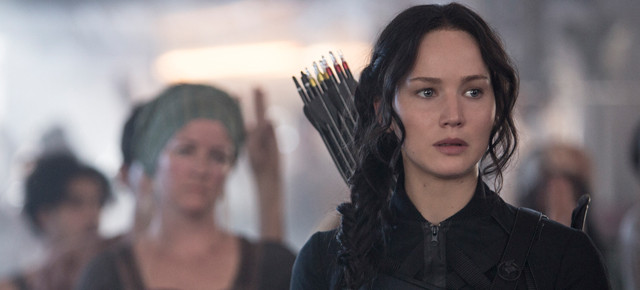 'The Hunger Games: Mockingjay - Part 1' is a Slow Burn to Something Spectacular (Hopefully)