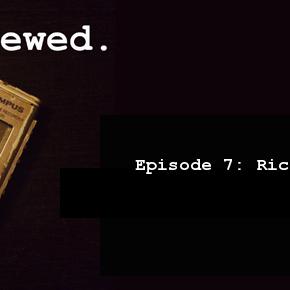 'Interviewed' Podcast – Episode 7: Richard Linklater (ca. 2014)
