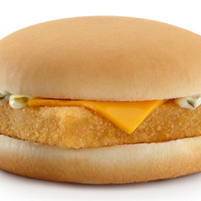 Celebrate the Lenten season by Watching This Guy Inhale 8 Filet-O-Fish Sandwiches in 60 Seconds