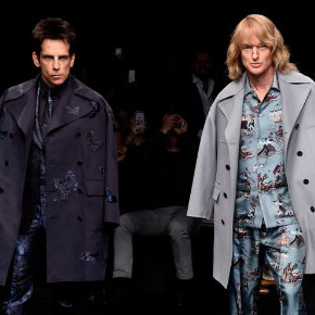 News We Should Care About: 'Zoolander' Walks Paris Runway, Racist Frat Boys, and the Apple Watch