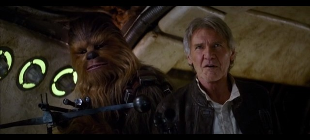 Here's That New Trailer for 'Star Wars Episode 7: The Force Awakens' That Everyone is Spazzing About