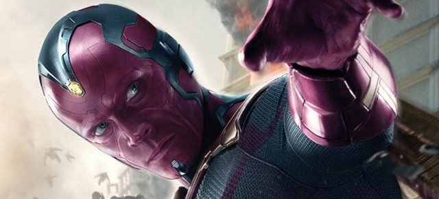 The Poster of Vision from 'Avengers: Age of Ultron' Had Me Like...